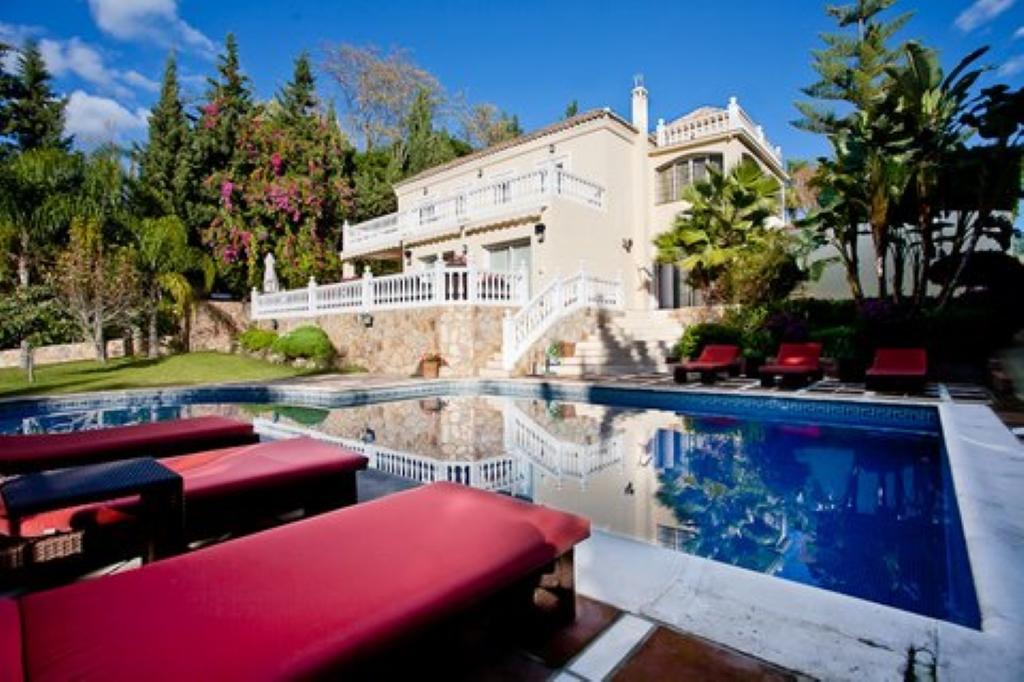 Villa de lujo mansion espa a m laga estepona venta en - Campings de lujo en espana ...